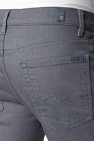 7 For All Mankind Austyn Relaxed Straight In Winter Solstice Grey