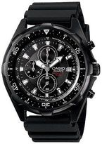 Casio Men's Dive Style Stainless Steel Chronograph Watch - Black (AMW330B-1A)