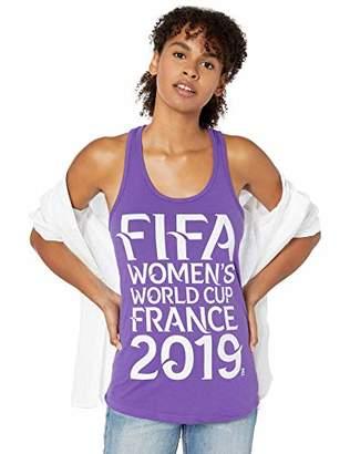 Fifth Sun Junior's FIFA Women's World Cup France 2019 Racerback Tank