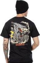 Lucky Brand Lucky 13 Men's Fink Reaper T-Shirt S