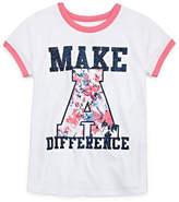 Arizona Short Sleeve Graphic T-Shirt - Girls' 4-16 & Plus