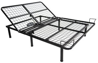 15'' Adjustable Bed with Remote Smart Flex Size: Twin XL
