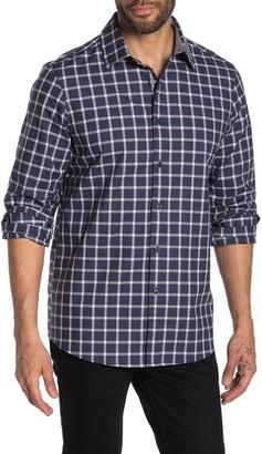 Michael Kors Classic Fit Arlo Check Shirt