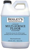 Begley's Best Natural Multi-Surface Floor Care