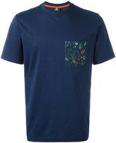 Paul Smith contrast pocket T-shirt - men - Cotton - S