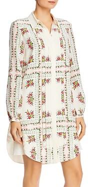 Tory Burch Cora Silk Shirtdress