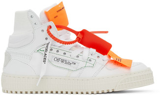 Off-White White Off-Court 3.0 High-Top Sneaker