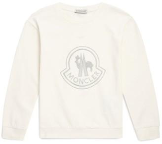 Moncler Kids Long-Sleeved Logo T-Shirt (4-6 Years)