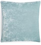 "bluebellgray Christine Ice Blue 18"" Square Decorative Pillow"