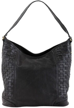 Prairie PRM203 Weave Shoulder Strap Hobo Bag