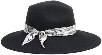 Eugenia Kim Genie By Naomi Felt Hat