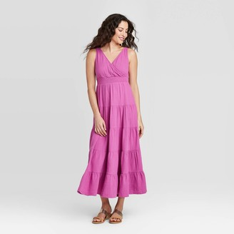 Universal Thread Women's Sleeveless Tiered Dress - Universal ThreadTM