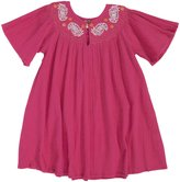 Pink Chicken Vivienne Dress (Toddler/Kid)-Beetroot/White-2 Years