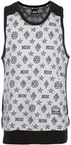 Kokon To Zai monogram print tank - unisex - Cotton - S