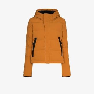 TEMPLA 20K classic ski puffer jacket