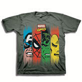 Freeze Toddler Boys Marvel Comics Graphic T-Shirt
