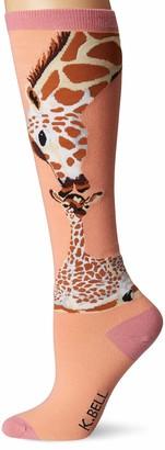 K. Bell Socks K. Bell Women's Novelty Animal Knee High Socks