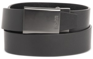 Kenneth Cole Reaction Men's Slide-Buckle Casual Belt