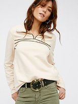 Free People Retro Moto Belt