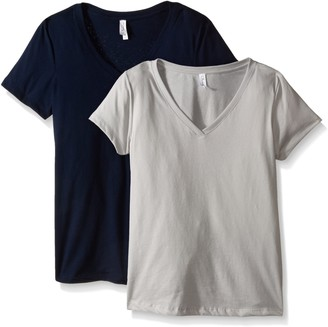 Clementine Women's Ideal V-Neck Tee