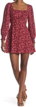 Rowa Long Sleeve Emma Dress