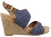 Aerosoles A2 by Women's May Plush Wedge Sandal