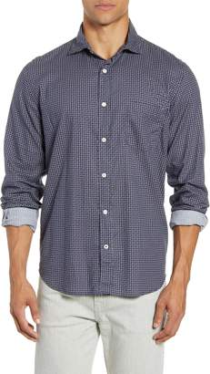 Hartford Paul Regular Fit Button-Up Shirt