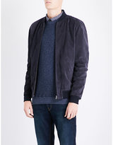 A.P.C. The Ferris suede bomber jacket