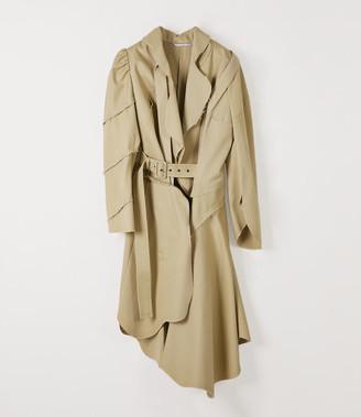 Vivienne Westwood Tramp Trench Coat Khaki