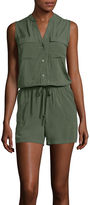 A.N.A a.n.a Sleeveless Romper - Tall
