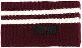 No.21 striped scarf - women - Polyamide/Spandex/Elastane/Wool - M