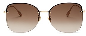 Christian Dior Women's DiorStellaire7 Aviator Sunglasses, 62mm