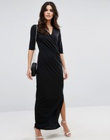 Selected Lulu Maxi Dress