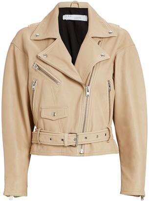 IRO Disthen Leather Moto Jacket