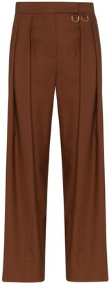 REJINA PYO High-Waisted Cropped Trousers