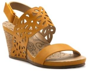 Mootsies Tootsies Women's Tania Wedge Sandal Women's Shoes