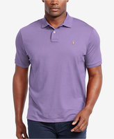 Polo Ralph Lauren Men's Big & Tall Pima Cotton Soft-Touch Polo