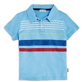 Splendid Boys' Contrast Stripe Polo Shirt - Little Kid