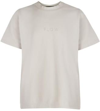 T-Shirt Flow In Beige