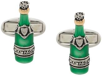 Paul Smith 'champagne Bottle' Cufflinks