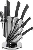 Tower 7-Piece Knife Set with Rotating Base