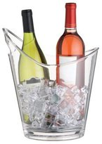 Bar Craft Kitchen Craft Clear Acrylic Drinks Pail/ Wine Cooler