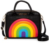 Betsey Johnson Rainbow Lunch Tote