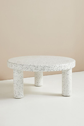 Anthropologie Clio Coffee Table By in White