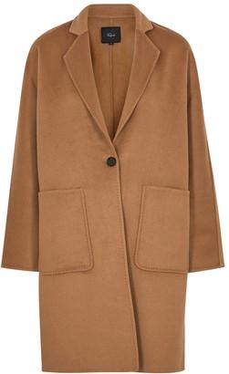 Rails Everest Camel Wool-blend Coat