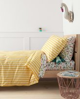 HannaSoftTM Swedish Stripe Duvet Cover
