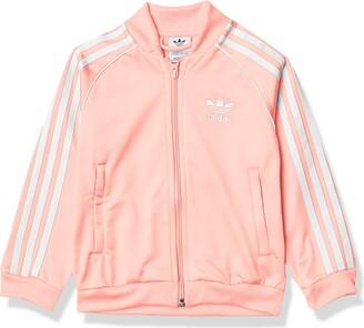 adidas unisex baby Superstar Track Jacket