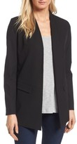 Petite Women's Halogen No-Closure Blazer