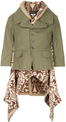 Comme Des Garçons Pre-Owned Military-Style Jacket
