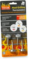 Bed Bath & Beyond Meat Grilling Cooking Thermometers (Set of 4)